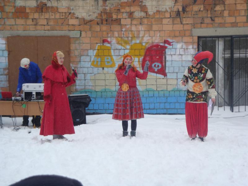 Русский народный ансамбль в нижнем новгороде
