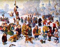 Организация праздников в Нижнем Новгороде, в Москве, организация фольклорных праздников